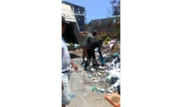 Denuncian irregularidades en recogida de basura en avenida Las Américas