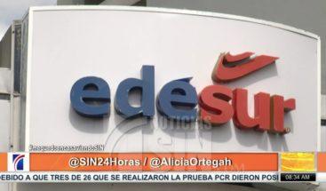 Edesur justifica compra de RD$57 millones en mascarillas para sus 3,300 empleados