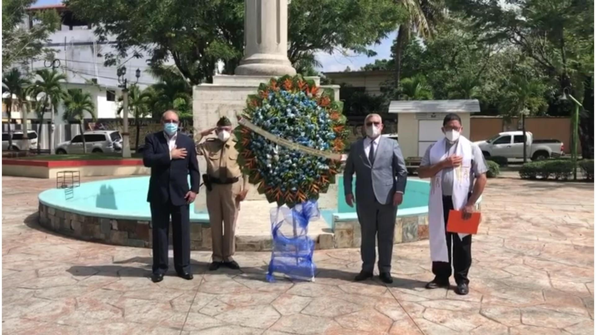 Conmemoran en Moca 59 aniversario ajusticiamiento de Trujillo