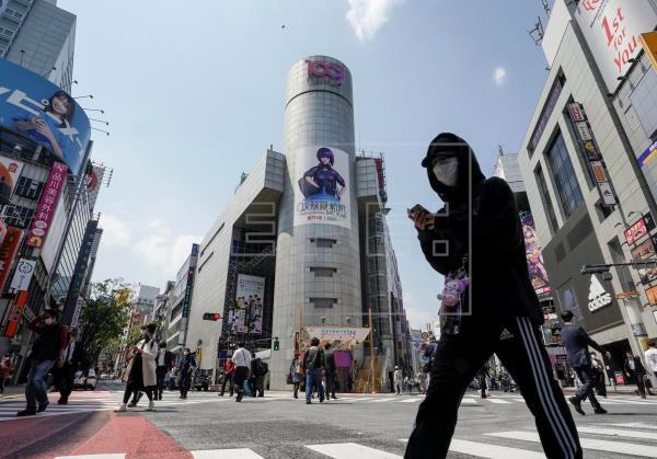 Tokio pasa el lunes a nueva fase hacia la normalidad desde el coronavirus
