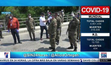 Comerciantes en Dajabón saludan disposición del Gobierno de mantener frontera cerrada