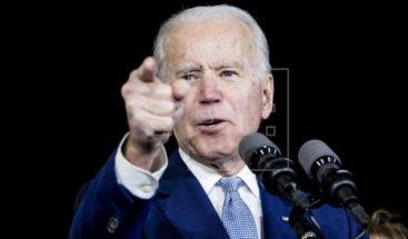 Biden rechaza acusaciones de abuso sexual: