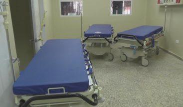 Entregarán hospital con área de aislamiento para casos COVID-19 en La Romana