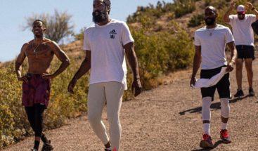 James Harden luce extremadamente delgado y preocupa a fanáticos de los Rockets