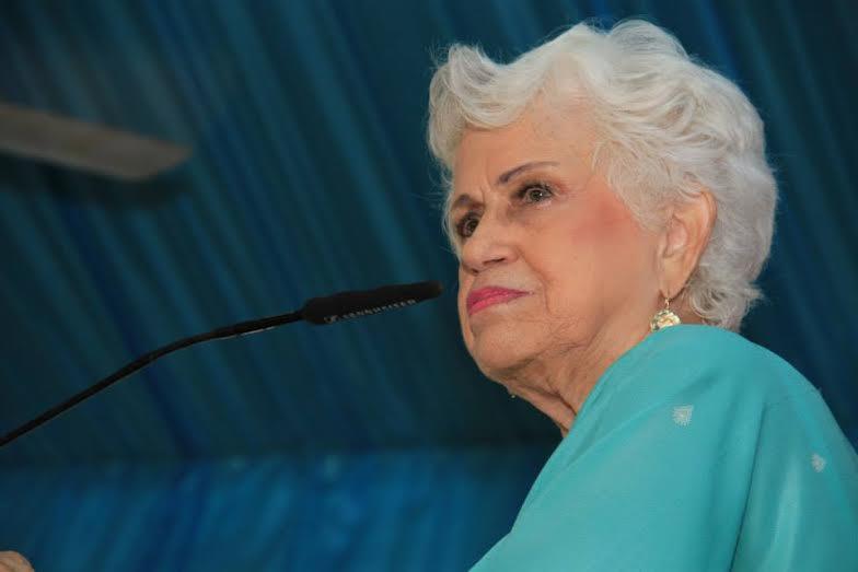Ortiz Bosch asegura decisión de Margarita Cedeño