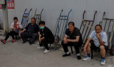 China informa de repunte de casos con foco en provincia nororiental