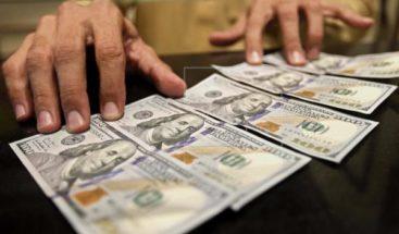 Banco Central inyecta hasta 60 millones de dólares diarios para frenar alza