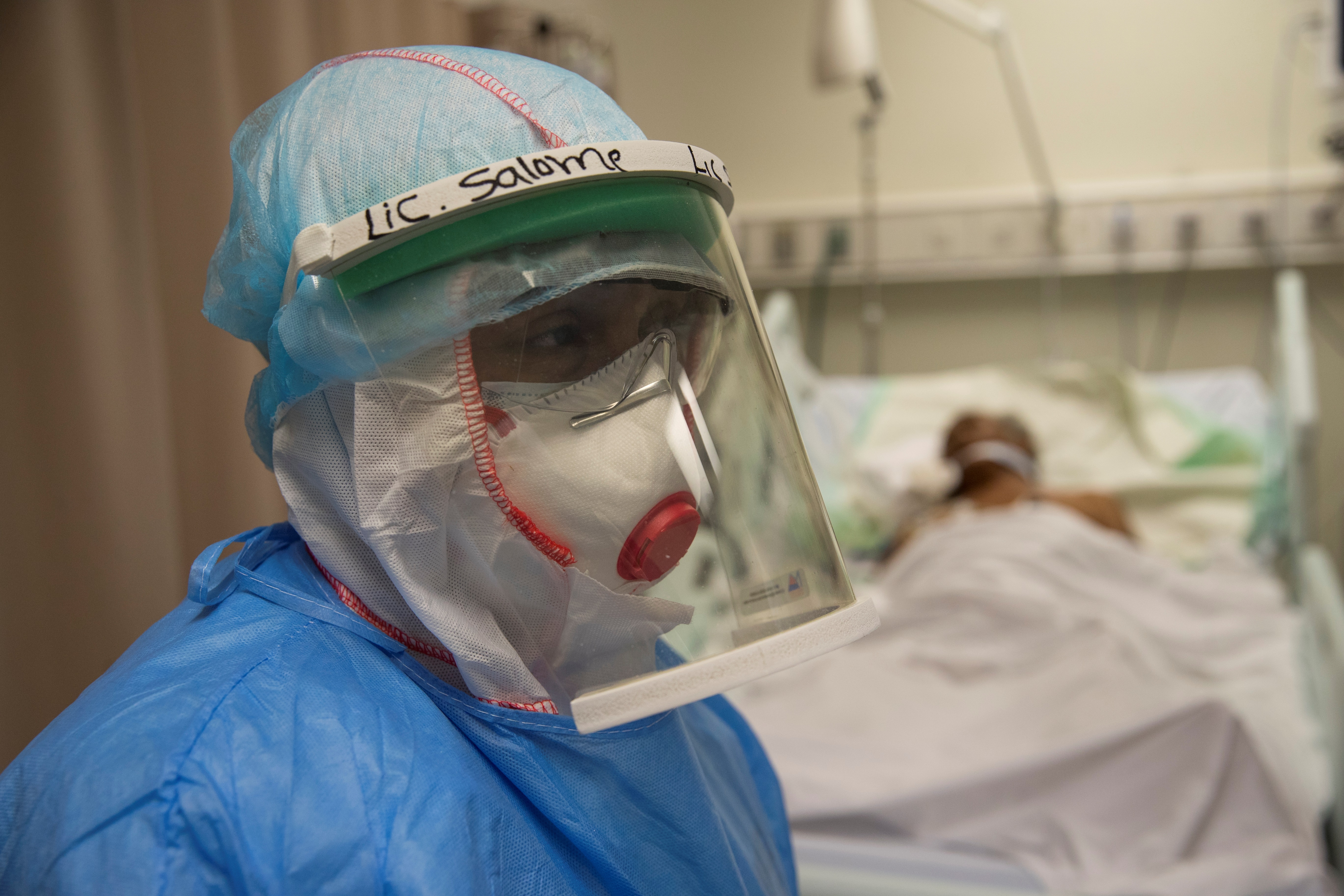 78% de camas para COVID-19 en el país están ocupadas mientras aumentan los contagios