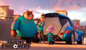 El Barça impulsa la serie de animación