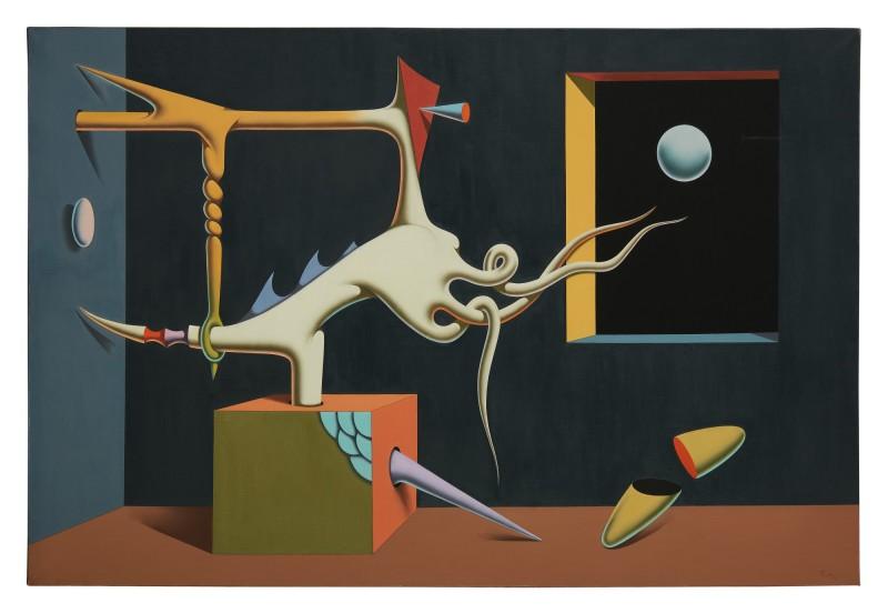 Sotheby's subasta obra del dominicano Iván Tovar por US$250,000 dólares