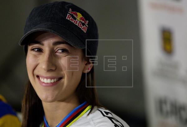Pajón admite que aplazar los Olímpicos le dio un respiro en su preparación