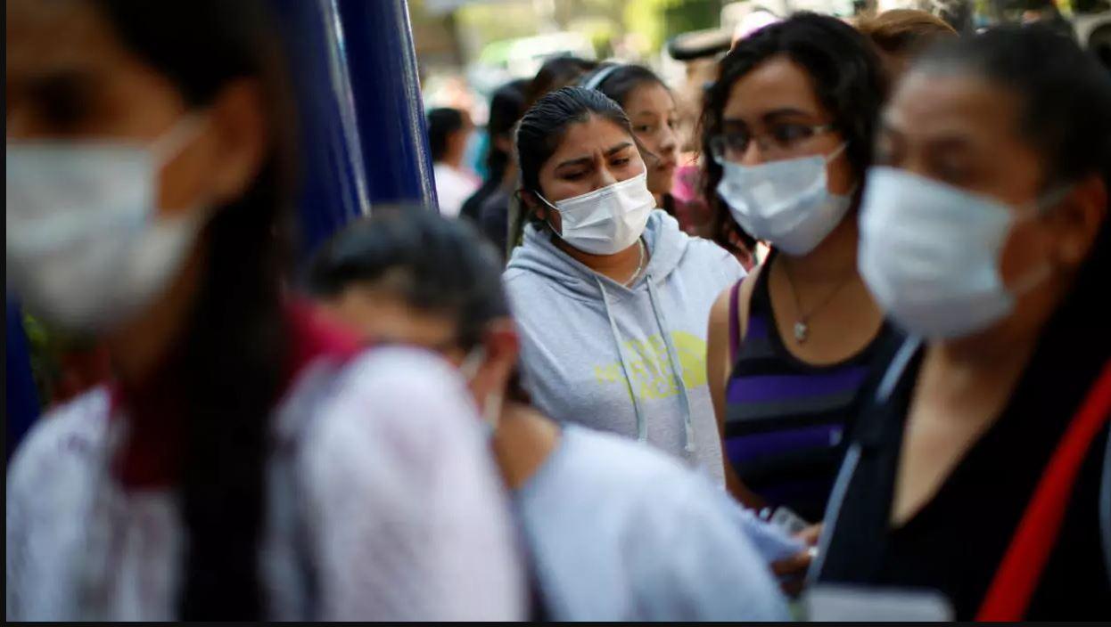 México suma 68.620 casos y 7.394 muertes por COVID-19 con nuevos focos rojos