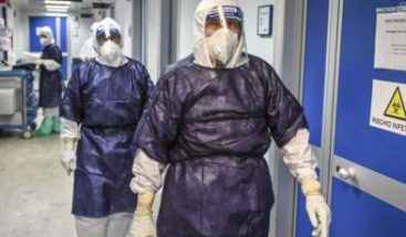 Italia registra 70 muertos el último día y cerca de 600 nuevos contagios