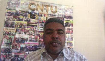 CNTU afirma choferes reciben grandes presiones de entidades financieras