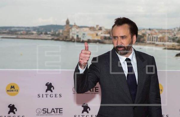 Nicolas Cage debutará en televisión dando vida a Joe Exotic de