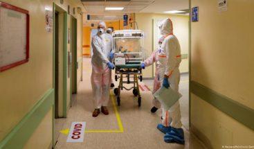 Italia suma 78 muertos con coronavirus mientras baja el número de enfermos