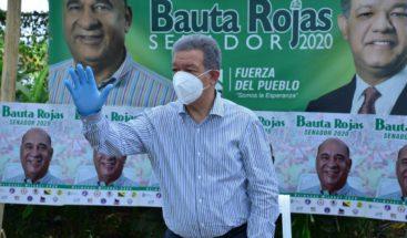 """Leonel asegura Fuerza del Pueblo sacará de Palacio el """"virus palaciego"""""""