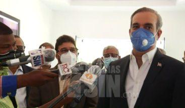 Abinader asegura ganará las elecciones presidenciales en primera vuelta