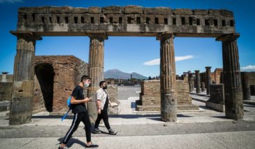 En Italia se registran 117 muertos más y supera los 33.000