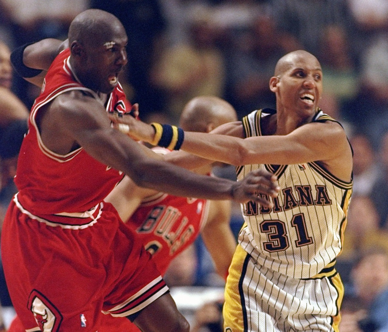 Reggie Miller dice que golpearía a Michael Jordan