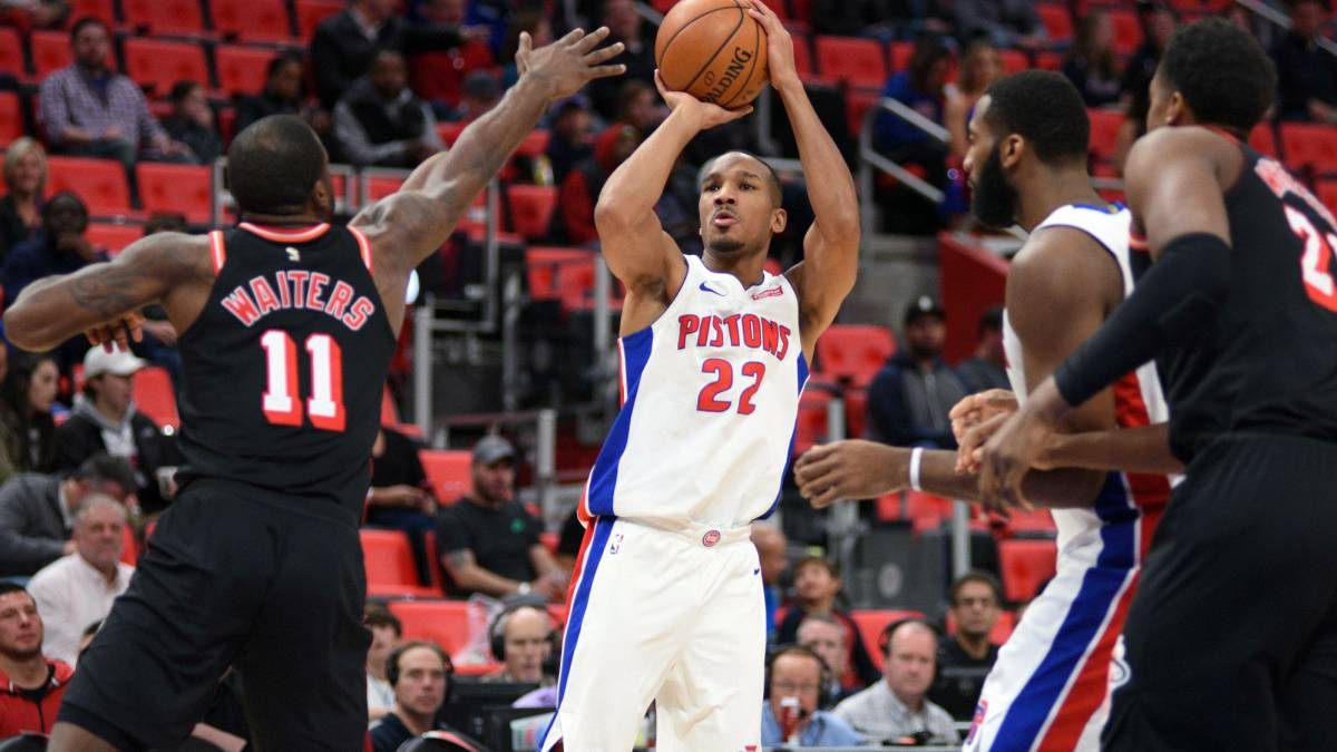 Los Pistons no reabrirán sus instalaciones próximamente