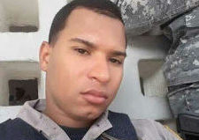 Fallece policía que recibió varios machetazos en la cara en Barahona