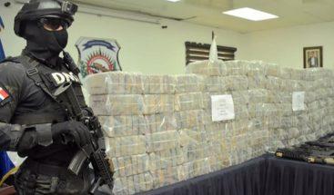 Un año de prisión contra implicados en tráfico de 700 paquetes de cocaína