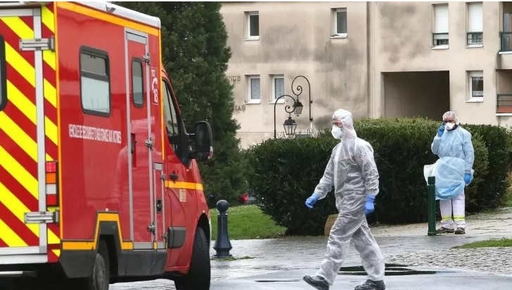 Francia registra 80 fallecidos por coronavirus en el último día, hasta 26.310