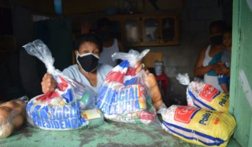 Plan Social impacta más de 9 mil familias en San Cristóbal