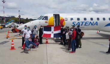 Canciller Miguel Vargas informa retorno de 52 dominicanos desde Colombia