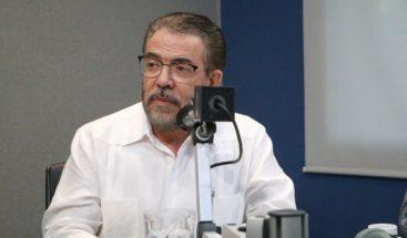 Guillermo Moreno insiste pruebas COVID-19 deben ser masivas y gratuitas