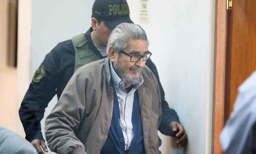 Justicia de Perú acepta tramitar recurso para liberar líder de grupo terrorista por COVID-19