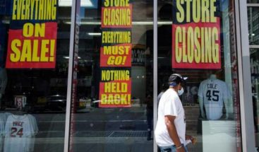 Más de 41 millones solicitudes de subsidio por desempleo en dos meses en EEUU