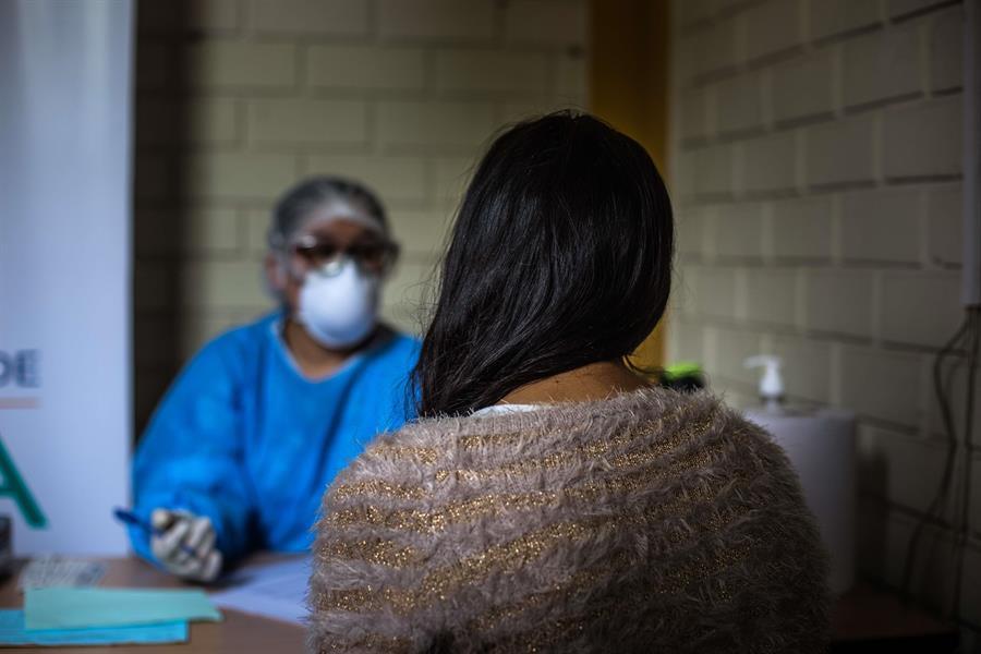 UNFPA llama a priorizar necesidades de mujeres y niñas en respuesta al COVID-19