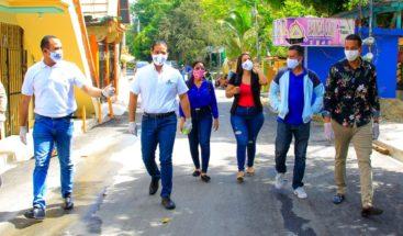 Representación juvenil del PRD trabajará con alcaldías para enfrentar el Covid-19