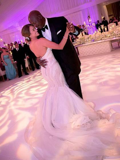 La vida sentimental de Jordan, entre bodas y divorcios una fortuna en medio