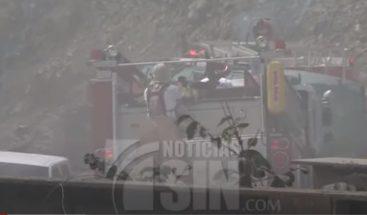 Vertido de desechos en Duquesa no se detiene pese a situación por incendio