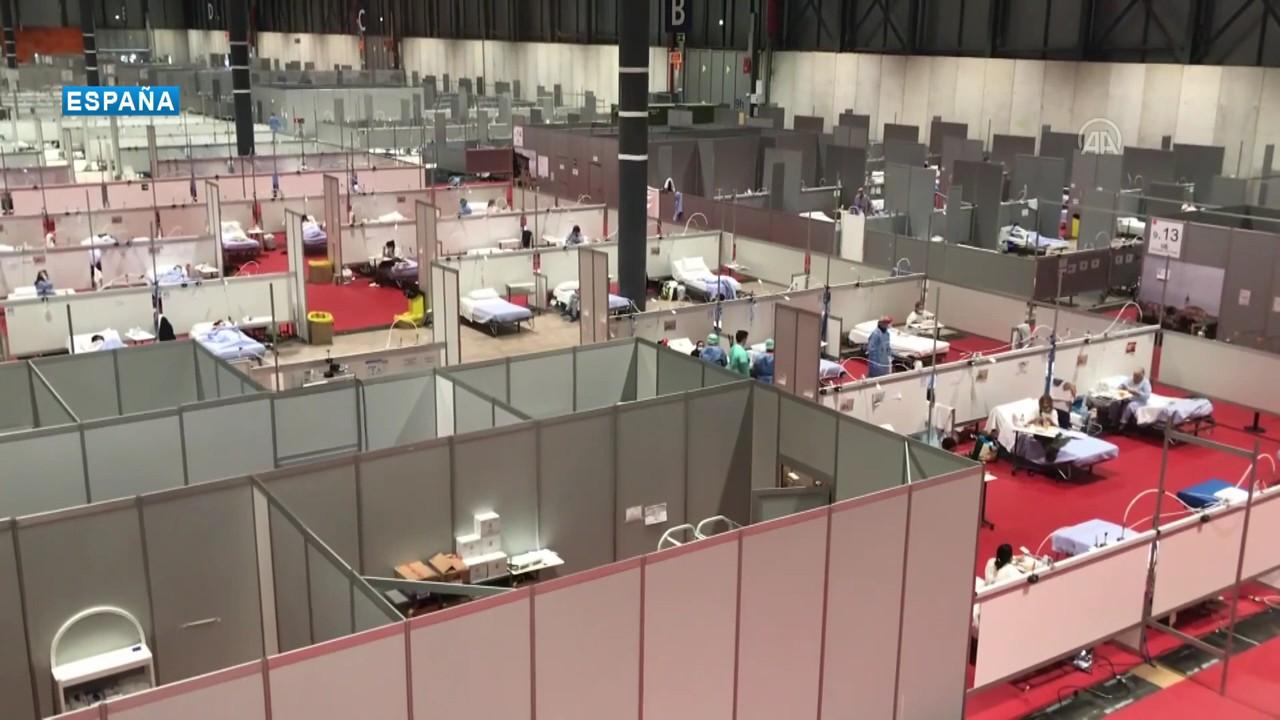 España suma 35 muertes en un día por coronavirus, con un total de 27.117