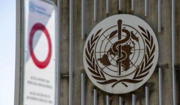 OMS aprueba que su gestión de la pandemia COVID-19 sea evaluada