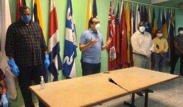 Atletas de Badminton y Ciclismo reciben apoyo para enfrentar Covid19