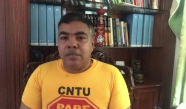 Presidente de CNTU afirma el trabajador se encuentra en momentos difíciles