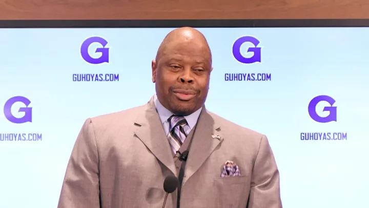 Leyenda de la NBA Patrick Ewing está mejorando tras dar positivo a COVID-19