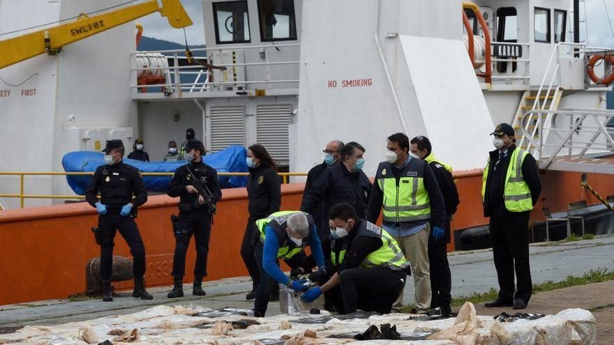 Venezuela niega vínculos con barcos de drogas detenidos en España y Trinidad