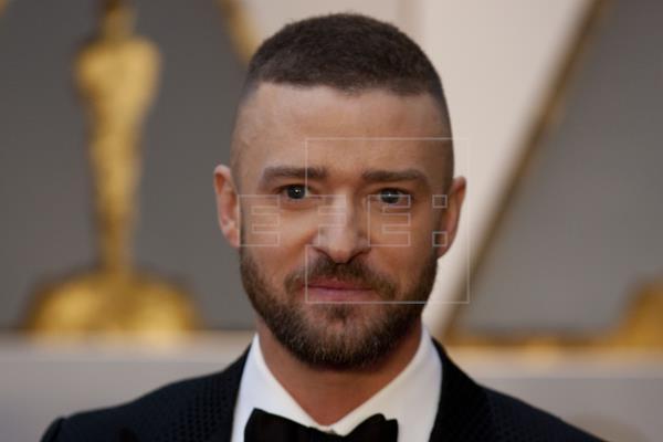 El heredero Justin Timberlake se llama Sergio Jr. y es hijo de mexicanos