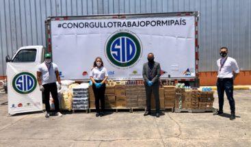 Grupo SID realiza donativo a la Alcaldía de La Vega