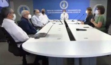 Luis Abinader encabeza firma Código Ética y Conducta Municipal de alcaldes PRM