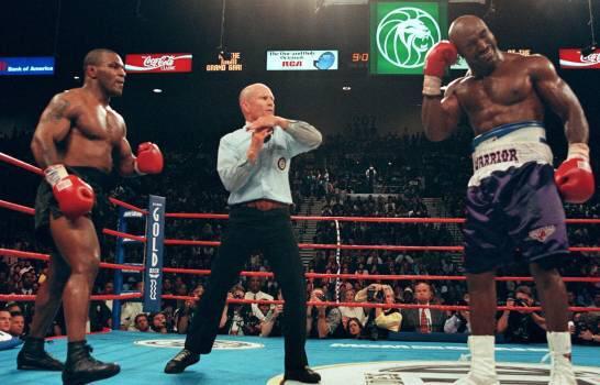 Holyfield quiere pelear contra Tyson, Bowe enfrentarse a Lewis