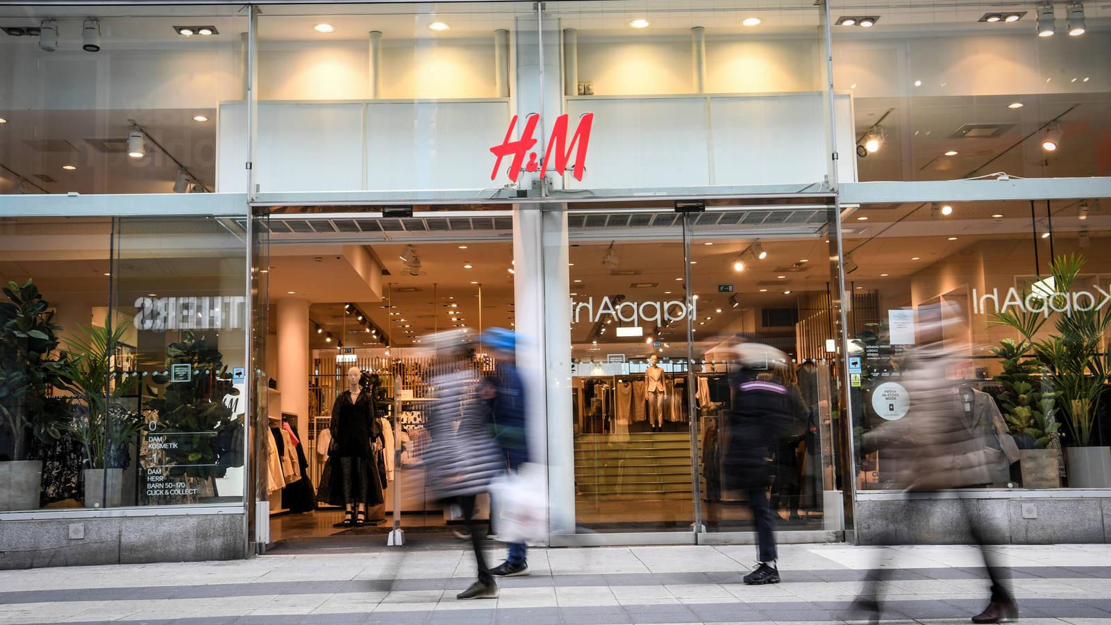 H&M cierra primer semestre con pérdida de 292 millones netos por coronavirus