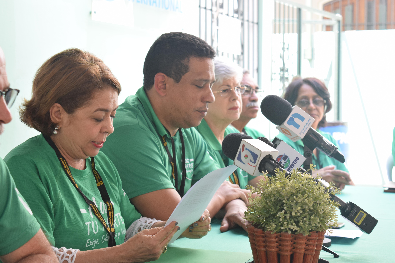 Participación Ciudadana exhorta a partidos celebrar elecciones limpias y ordenadas