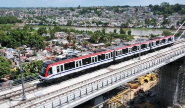 Llegarán al país seis vagones para el Metro de Santo Domingo